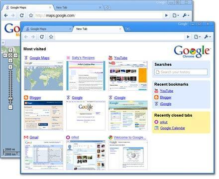 Google Chrome celebrates version 2 release with autofill, fast-paced video