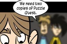 Puzzle Quest loved by Penny Arcade, tossed aside by game shops?