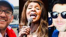 Dany Boon, Laeticia Hallyday, Gloria Gaynor, Jamel... Ils célèbrent la victoire des Bleus
