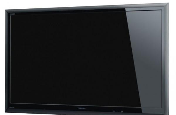 Toshiba's new REGZA record over LAN, convert 2D to 3D quite soon in Japan