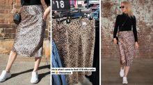 This $18 Kmart skirt is flying off shelves