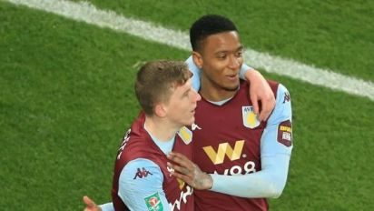 Foot - ANG - Premier League : Aston Villa prend trois points contre Sheffield United
