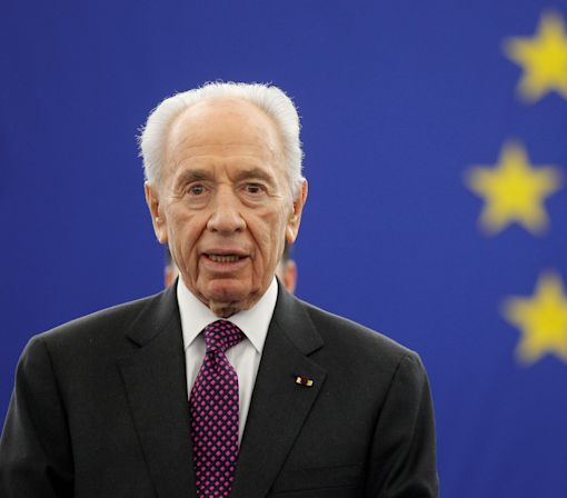 Shimon Peres, Israel's elder statesman on defense and peacemaking, dies at 93