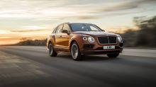 Bentley Bentayga Speed lays claim to 'world's fastest production SUV'