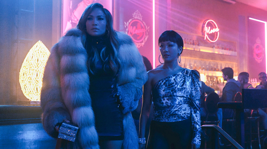 Sex workers are not happy with new Jennifer Lopez movie 'Hustlers'