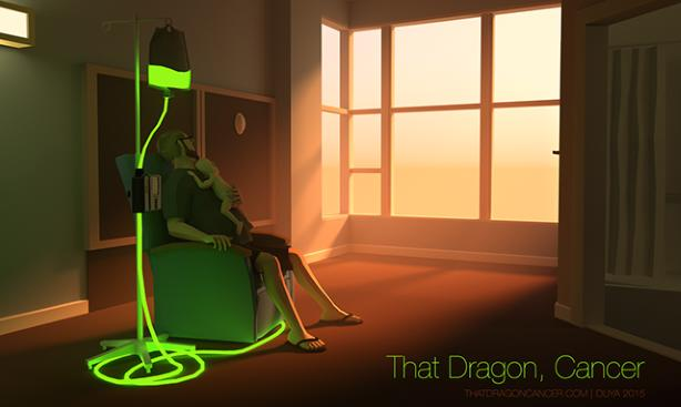 Tale of terminal illness That Dragon, Cancer funded