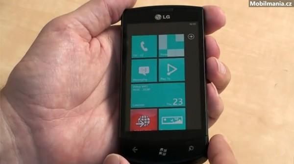 LG E900 stars in epic 20-minute hands-on video, referred to as Optimus 7