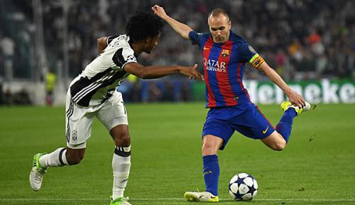 """Champions League: Iniesta vor Juve-Spiel: """"Kompliziert, aber nicht unmöglich"""""""