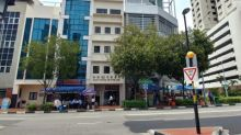 Five-storey commercial building in prime location to be auctioned