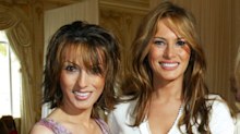 From Melania Trump to Gisele Bündchen, celebrity sisters with a striking resemblance
