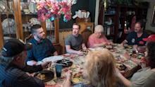 Mark Zuckerberg surprises Ohio family with impromptu dinner visit