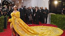 "Rihanna Thought People Were ""Going to Laugh"" At Her Iconic Met Gala Look"