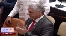 Miguel Díaz-Canel é o novo presidente de Cuba