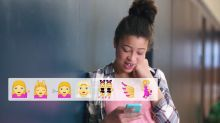 How those cute emojis are actually harming young women