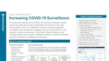 Health Catalyst Expands COVID-19 Response Support and Provides Infrastructure to Enable Readiness for Future Demands