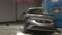 Crash test Euro NCAP: 5 stelle per Mazda, Mercedes e Ford, 4 per Opel