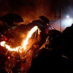 Hong Kong universities become 'battlefields' as citywide violence spreads