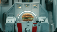 KFC plans to send its new Zinger sandwich into space for some reason