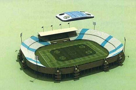 Qatar building fleet of remote control 'clouds' for World Cup 2022