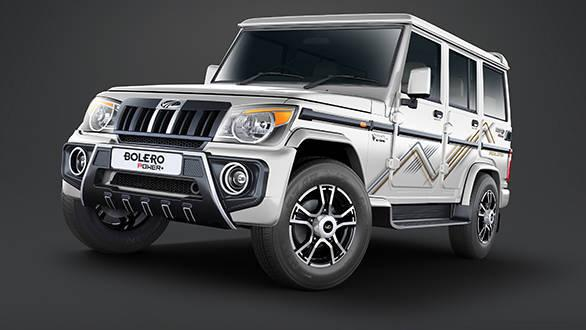 Mahindra Bolero Power plus special edition launched in India for Rs 7.86 lakh