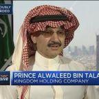 Prince Alwaleed Bin Talal: Saudi Arabia in midst of majo...