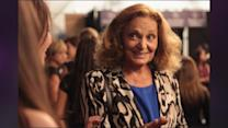 Diane Von Furstenberg: Queen Of The Wrap Dress, Fashion Innovator And Stylemaker