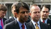 Jindal: Obama Needs to Show 'Leadership'