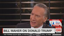 Bill Maher claims election is 'over before it begins' if Dems don't get act together