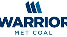 Warrior Met Coal Reports Second Quarter 2020 Results
