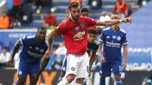 Man Utd boss Solskjaer hails impact of Fernandes en route to Champions League