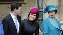 Everyone Loves Princess Eugenie's Easter Outfit