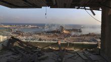 Lebanese survey devastation after massive Beirut explosion