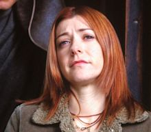 Buffy star Alyson Hannigan reveals the props she took from the set