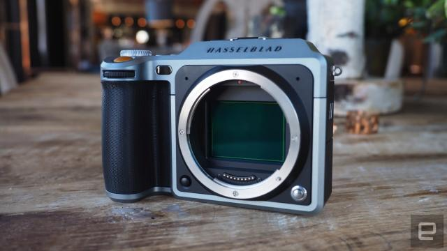 DJI may have quietly bought (most of) Hasselblad