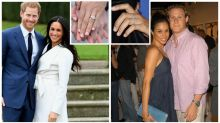 You need to see Meghan Markle's engagement ring from her first marriage