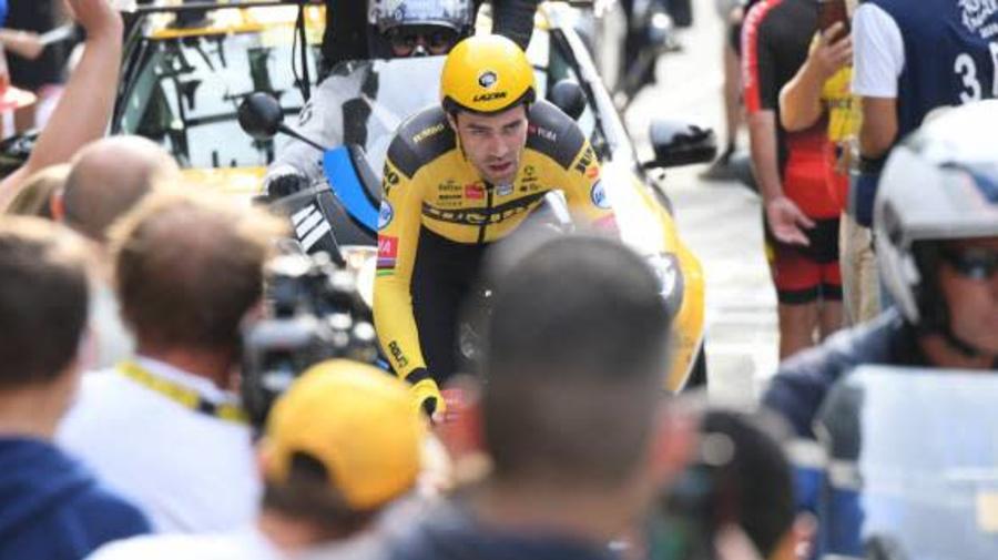 Cyclisme - Tom Dumoulin finalement de retour à la compétition au Tour de Suisse