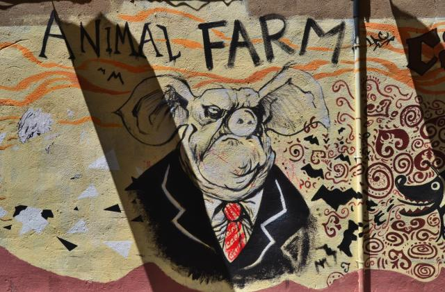 George Orwell's 'Animal Farm' will soon be a video game