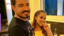 """Fernando e Maiara revelam motivo de briga: """"Emoji"""""""