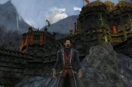 The determined defense of Lord of the Rings Online: Helm's Deep