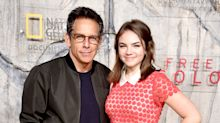 Ben Stiller's 16-year-old daughter looks all grown up during father-daughter night out