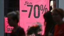 Umsatz im deutschen Einzelhandel wächst