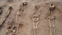 Black Death 'Plague Pit' with 48 Skeletons Is 'Extremely Rare' Find