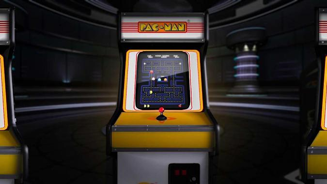 'Oculus Arcade' brings 'Pac-Man' and other classics to Gear VR