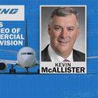Boeing exec Kevin McAllister ousted amid substantial financial losses