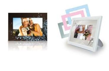 Memorex pushes out two digiframes for proactive Mother's Day shoppers