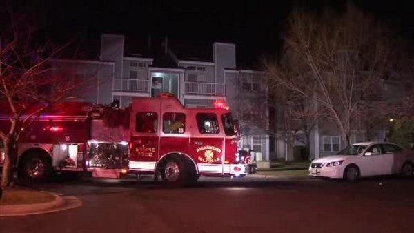 Fire in Egg Harbor apartment labeled suspicious, 1 injured