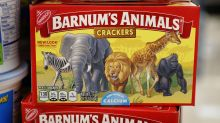 With push from PETA, animal crackers bust out of their cages