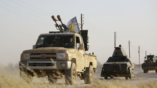 US-backed forces give IS 48 hours to leave Syria's Manbij