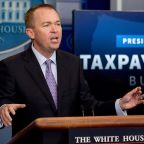 US Navy planes need fixing, revised budget seeks a solution: Mick Mulvaney