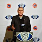 Pac-12 commissioner Larry Scott responds to #WeAreUnited players threatening to sit out season